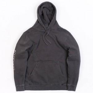 BAIT Men Pigment Dyed Hoody (black)