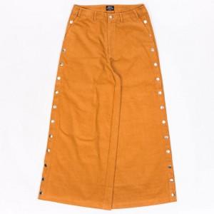 BAIT Women Corduroy Tearaway Pants (brown / camel)