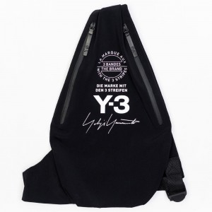 Adidas Y-3 Yohji Messenger Bag (black)