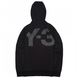 Adidas Y-3 Men Classic Zipped Hoodie (black)