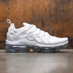 Nike Men Air Vapormax Plus (white / white-pure platinum)