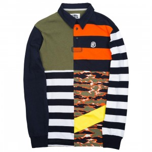 Billionaire Boys Club Men BB Gunner Polo (multi)