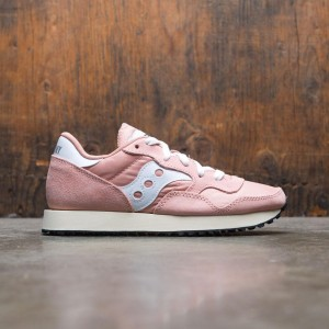 Saucony Women DXN Trainer Vintage (pink / peach / white)