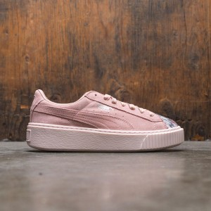 Puma Women Platform - Sun And Stitch (pink)