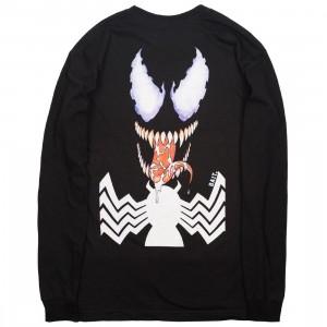 BAIT x Marvel Venom Men Logo Long Sleeve Tee (black)
