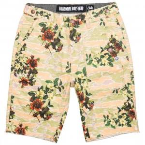 Billionaire Boys Club Men Greens Shorts (white / eggnog)