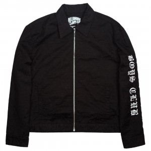 Billionaire Boys Club Men Black Boom Jacket (black)