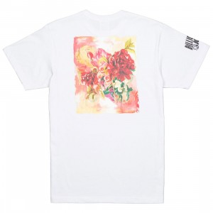 Billionaire Boys Club Men Botanist Tee (white)
