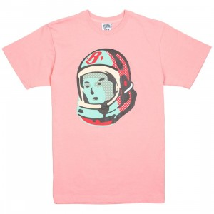 Billionaire Boys Club Men Cadet Tee (pink / icing)