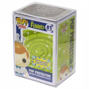 Funko Premium POP Stacks Plastic Protector (multi / clear)