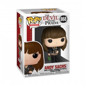 PREORDER - Funko POP Movies Devil Wears Prada Andy Sachs (brown)