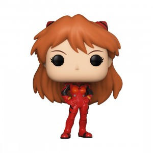 PREORDER - Funko POP Animation Evangelion - Asuka Langley Soryu (red)