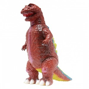 Medicom The First Godzilla Guignol Version Second Era Sofubi Figure (red)