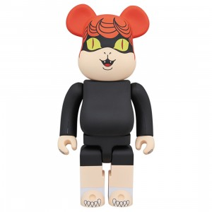 PREORDER - Medicom Nekome Kozo Cat Eyed Boy 400% Bearbrick Figure (black)