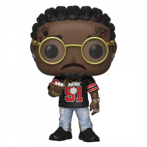 PREORDER - Funko POP Rocks MIGOS - Quavo (black)