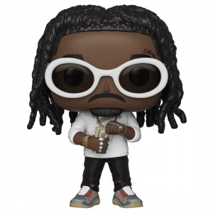 PREORDER - Funko POP Rocks MIGOS - Takeoff (white)