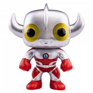 PREORDER - Funko Pop TV Ultraman - Father Of Ultra (silver)