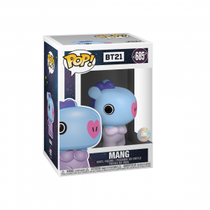 PREORDER - Funko POP Animations BT21 Mang (blue)