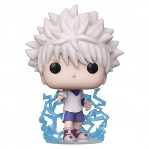 PREORDER - Funko POP Animation Hunter x Hunter - Killua Zoldyck (white)