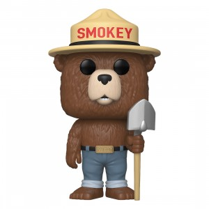 PREORDER - Funko POP Ad Icons Smokey Bear (brown)