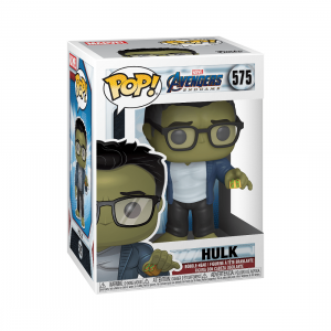 PREORDER - Funko POP Marvel Endgame Hulk With Taco (green)