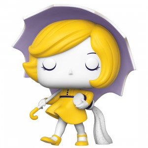 PREORDER - Funko POP Ad Icons Morton - Salt Girl (yellow)
