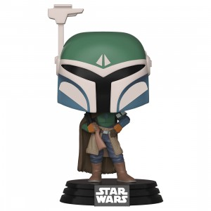 PREORDER - Funko POP Star Wars The Mandalorian - Covert Mandalorian (green)