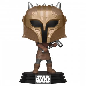 PREORDER - Funko POP Star Wars The Mandalorian -  The Armorer (brown)