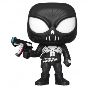 PREORDER - Funko POP Marvel Venom S3 - Venomized Punisher (black)