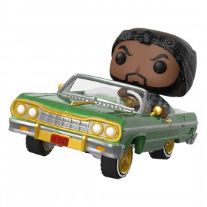 PREORDER - Funko POP Rides Ice Cube In Impala (green)