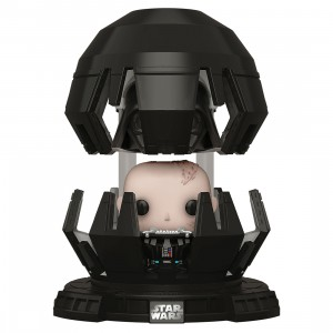PREORDER - Funko POP Deluxe Star Wars - Darth Vader In Meditation Chamber (black)