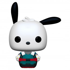 PREORDER - Funko POP Animation Sanrio x My Hero Academia - Pochacco Deku (white)