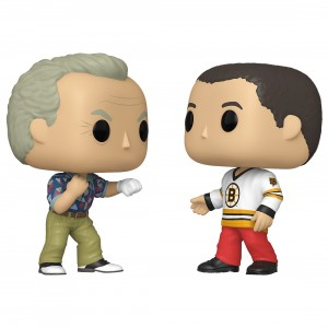 PREORDER - Funko POP Movie Happy Gilmore Happy And B. Barker 2 Pack (tan)
