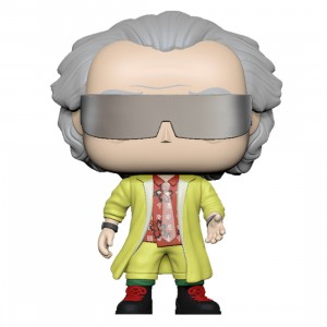 PREORDER - Funko POP Movies Back To The Future - Doc 2015 (yellow)