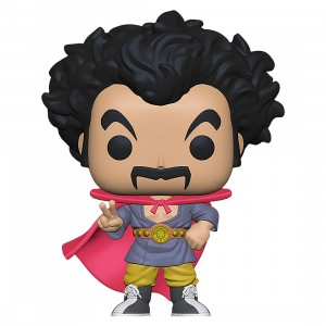 PREORDER - Funko POP Animation Dragon Ball Super - Hercule (black)
