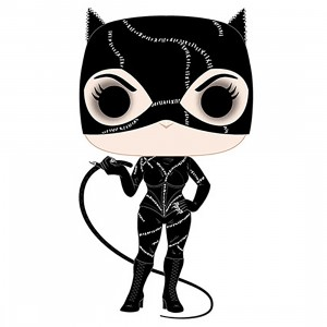 PREORDER - Funko POP Heroes Batman Returns - Catwoman (black)