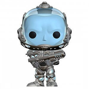 PREORDER - Funko POP Heroes Batman And Robin - Mr. Freeze (silver)