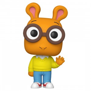 PREORDER - Funko POP Animation Arthur The Aardvark - Arthur (orange)