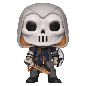 Funko POP Marvel Avengers Game - Taskmaster (white)