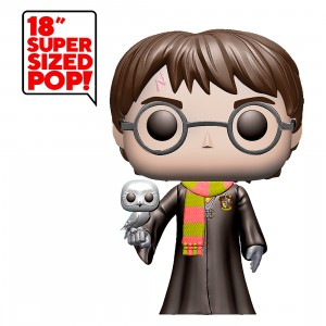 Funko POP Harry Potter - 18 Inch Harry Potter (black)