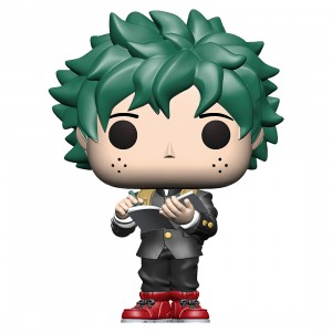 PREORDER - Funko POP Animation My Hero Academia - Deku Middle School Uniform (green)