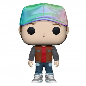 PREORDER - Funko POP Movies Back To The Future - Marty In Future Outfit (brown)