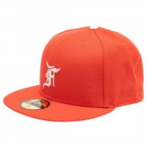 New Era x Fear Of God Essentials 59Fifty Fitted Cap (orange)