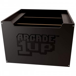 Arcade1Up Arcade Cabinet Riser (black)