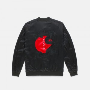 10 Deep Men Dragon Souvenir Jacket (black)