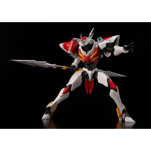 PREORDER - Sentinel Riobot Tekkaman Blade Figure - PX Previews Exclusive (white)