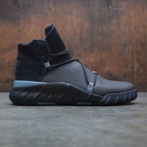 Adidas Men Tubular X 2.0 Primeknit (black / grey four / tactile blue)