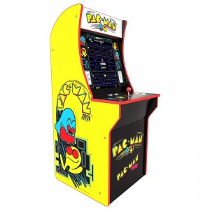 Arcade1Up Pac-Man At Home Arcade Machine (yellow)