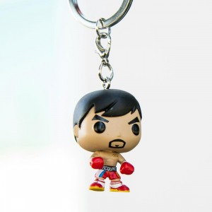 Funko Pocket POP Manny Pacquiao Keychain - The Boxer (red)