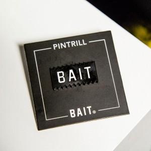 BAIT x Pintrill BAIT Logo Pin (black)